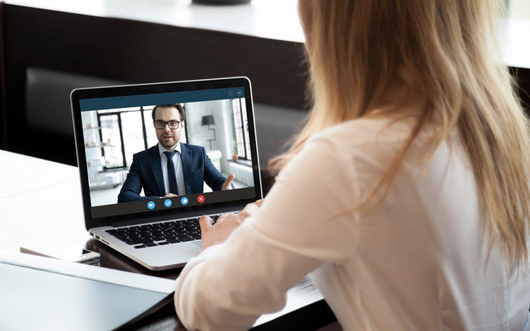 Pourquoi et comment organiser un job dating virtuel ?