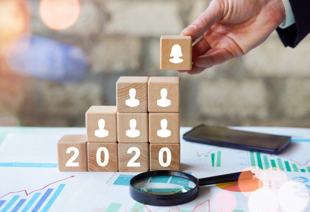 bilan de l annee 2020 pour le service des ressources humaines service rh